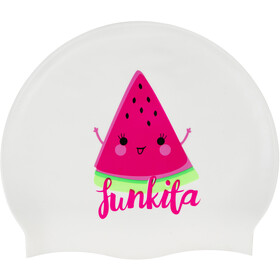 Funkita Silicone Swimming Cap Melon Crush